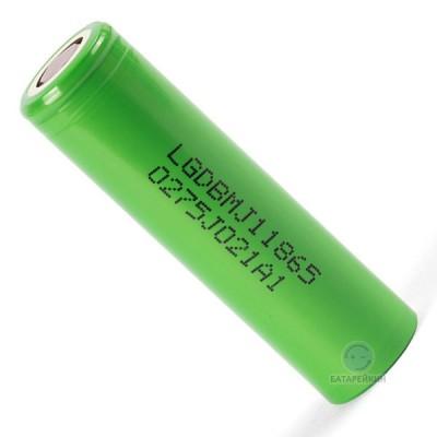 Аккумулятор LG INR18650-MJ1 3500 mAh Li-Ion