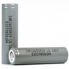Аккумулятор LG INR18650-M29 2850 mAh, Li-ion
