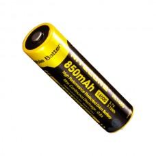 Аккумулятор Nitecore NL1485 14500 850 mAh Li-ion с защитой (Protected)