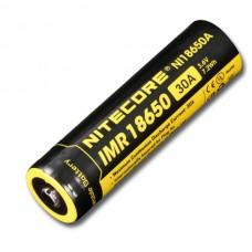 Аккумулятор Nitecore IMR NI18650A 2000 mAh Li-Ion