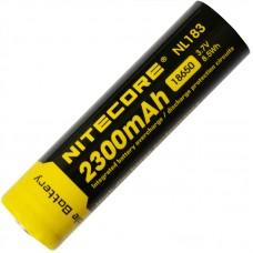 Аккумулятор Nitecore NL183 18650 2300 mAh с защитой (Protected)