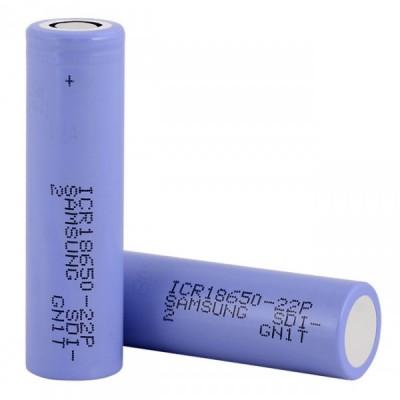 Аккумулятор Samsung ICR18650-22P 2200 mAh Li-Ion