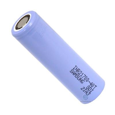 Аккумулятор Samsung INR21700-40T 4000 mAh, 35A, Li-ion