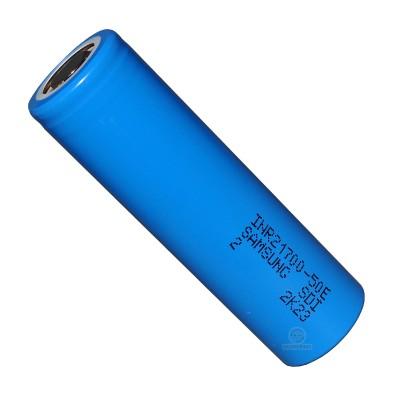 Аккумулятор Samsung INR21700-50E 4900 mAh, 10A, Li-ion