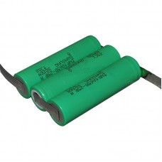 Аккумуляторная сборка 10,8V из Samsung INR18650-25R 2500mAh Li-ion