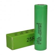 Аккумулятор Samsung INR18650-25R 2500 mAh Li-ion (в упаковке)