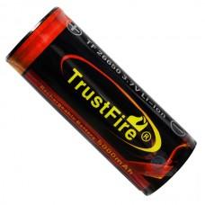 Аккумулятор TrustFire 26650 5000 mAh Li-ion с защитой