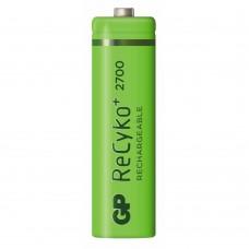 Аккумулятор АА GP Recyko+ 2700 Series, 1 шт.