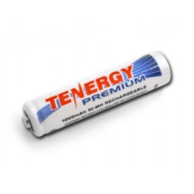 Аккумуляторы ААА Tenergy Premium 1000 mAh