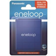 Бокс (кейс, футляр) Panasonic Eneloop для аккумуляторов АА / ААА