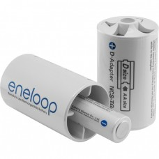 Адаптер-переходник Eneloop AA=>D, 1 шт.