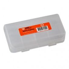 Бокс (кейс, органайзер) для аккумуляторов 2шт.18650 / 4шт.CR123A