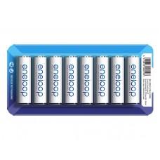 Аккумуляторы Panasonic Eneloop AA 2000 mAh (min.1900mah), 8 шт./уп. Sliding Pack, (BK-3MCCE/8LE)