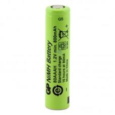 Аккумулятор GP 80AAAH 800 mAh, AAA Ni-MH 1.2V