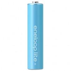 Аккумулятор Panasonic Eneloop Lite AAA 600 mAh (min.550mah), 1 шт. (BK-4LCCE/BF1)