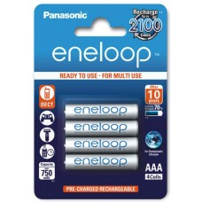 Аккумуляторы Panasonic Eneloop AAA 800 mAh (min.750mah), 4 шт./уп. | УЦЕНКА