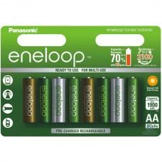Аккумуляторы Panasonic Eneloop Tones Botanic АА 2000 mAh (min.1900mah), 8 шт./уп. (BK-3MCCE/8TE)