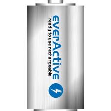 Аккумулятор EverActive D/R20 5500 Series, Silver Line, 1шт.