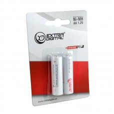 Аккумулятор Extradigital Energy UP AA 2500 mAh, 2 шт./уп.