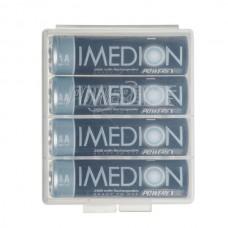 Аккумулятор Powerex Imedion AA 2400 mAh, 4 шт./уп.