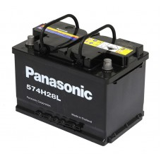 Аккумулятор автомобильный Panasonic N-574H28L