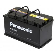 Аккумулятор автомобильный Panasonic N-60038