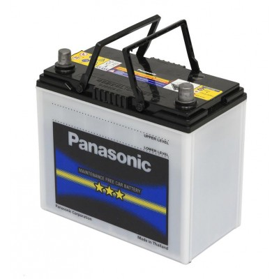 Аккумулятор автомобильный Panasonic N-46B24LS-FS