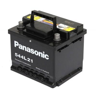 Аккумулятор автомобильный Panasonic N-544L21L