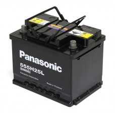 Аккумулятор автомобильный Panasonic N-555H25L