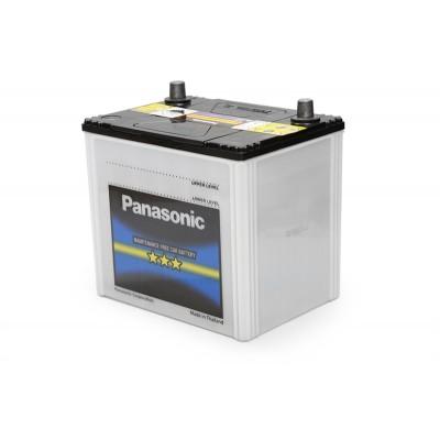 Аккумулятор автомобильный Panasonic N-55D23R-FS