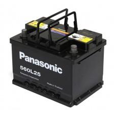 Аккумулятор автомобильный Panasonic N-560L25