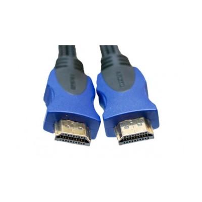 EXTRADIGITAL Видео кабель HDMI to HDMI, 3m, Double ferrites, nylon, позолоченные коннекторы, 1.4b V