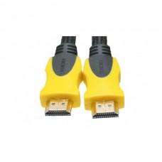 EXTRADIGITAL Видео кабель HDMI to HDMI, 3m, Double ferrites, nylon, позолоченные коннекторы, Blister, 1.3V