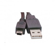 Extradigital кабель USB 2.0 AM – Mini USB Тип B 1,5м