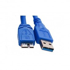 Extradigital кабель USB 3.0 AM – Micro USB Тип B 1,5м