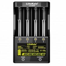 Зарядное Liitokala Lii-500s для Li-ion/Ni-Mh