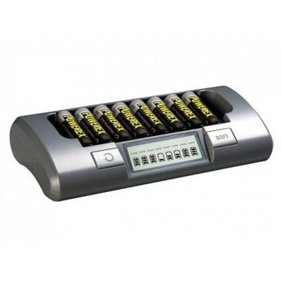 Maha Powerex MH-C800S - зарядное устройство на 8 каналов