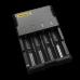 Универсальное зарядное устройство Nitecore Intellicharger i4 для аккумуляторов Li-ion/Ni-Mh/Ni-Cd