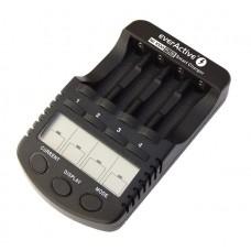 Зарядное EverActive NC-1000 Plus для АА/ААА