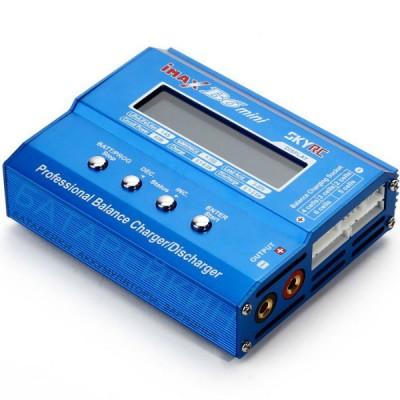 Универсальное зарядное устройство SkyRC iMAX B6 mini для аккумуляторов NiCd, Ni-Mh, Li-Ion, Li-Po, Li-Fe, Pb