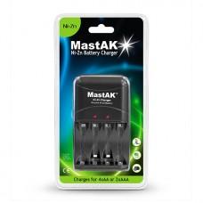 Зарядное Mastak для АА/ААА Ni-Zn (MZ-860)