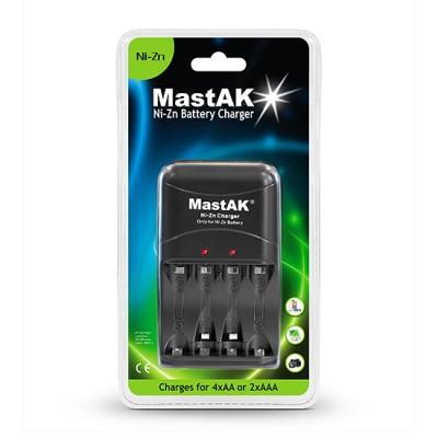 Зарядное устройство Mastak (MZ-860) для Ni-Zn аккумуляторов АА/ААА