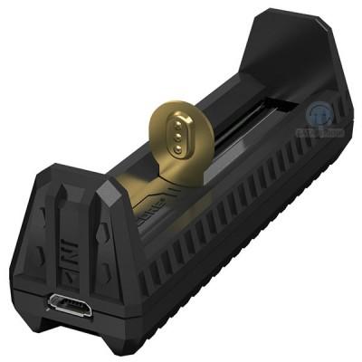Зарядное устройство Nitecore F1 для Li-Ion аккумуляторов (с функцией Power Bank)