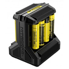 Зарядное Nitecore Intellicharger i8 для Li-Ion/Ni-Mh