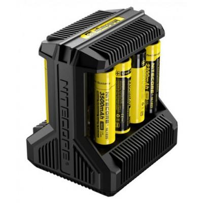 Зарядное устройство Nitecore Intellicharger i8 для аккумуляторов Li-Ion/Ni-Mh