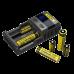 Зарядное устройство Nitecore SC2 для аккумуляторов Li-ion/Ni-Mh/Ni-Cd/LiFePO4
