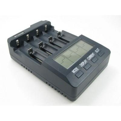 Универсальное зарядное устройство Opus BT-C3100 v2.2 для аккумуляторов Li-Ion и Ni-MH / Ni-Cd