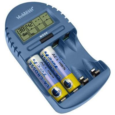 Зарядное устройство La Crosse BC-500 для аккумуляторов АА/ААА