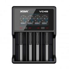 Зарядное Xtar VC4S для Li-ion/Ni-Mh