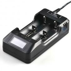 Зарядное Xtar VP2 (с функцией Power Bank) для Li-ion/LiFePO4